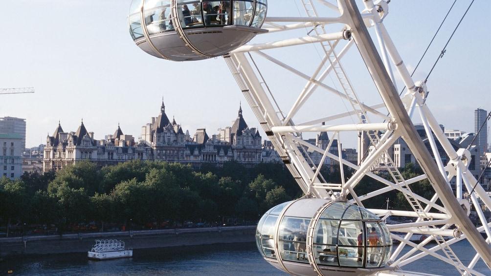Foto 10 von 10 laden London Eye Experience Tickets