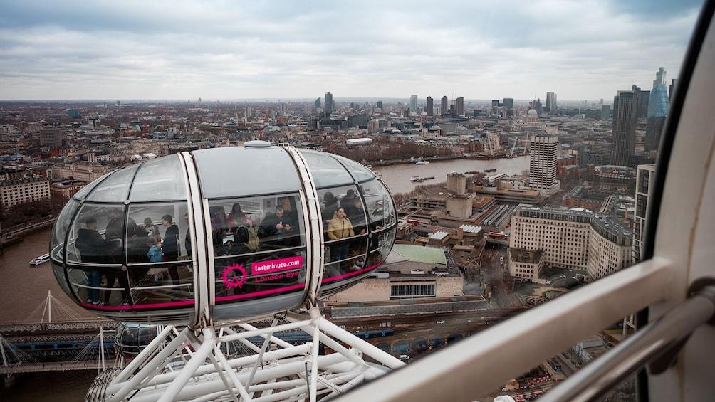 Indlæs billede 3 af 10. London Eye Experience Tickets