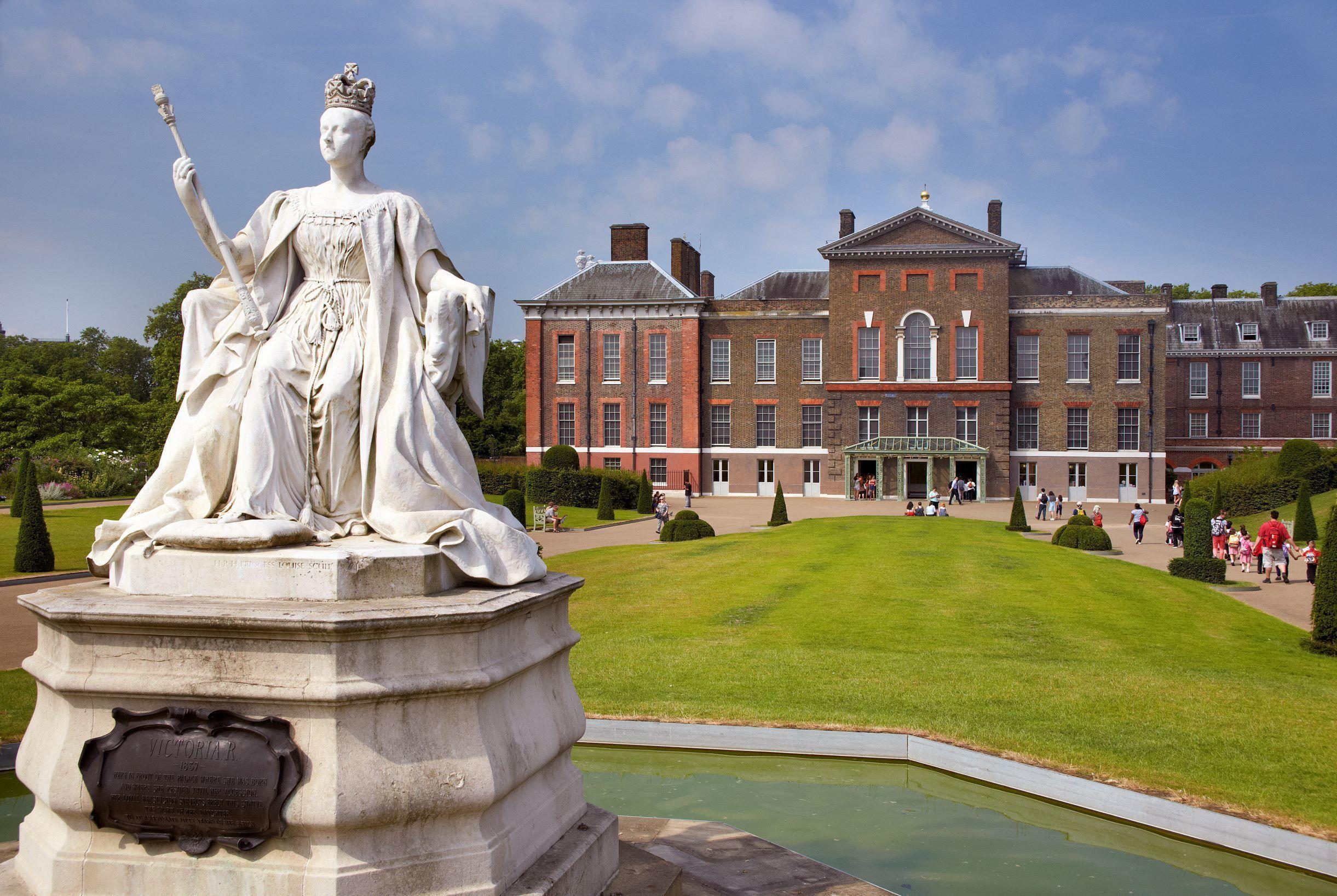 Tickets voor Kensington Palace
