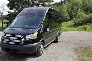 Private Group Transfer:YYC to Lake Louise
