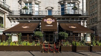 Dineren in Hard Rock Cafe London met Priority Seating