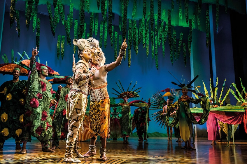 Show item 9 of 9. The Lion King Musical London Tickets