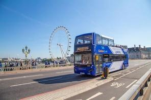 Hop-on, hop-off-sightseeingtour door Londen met open dak
