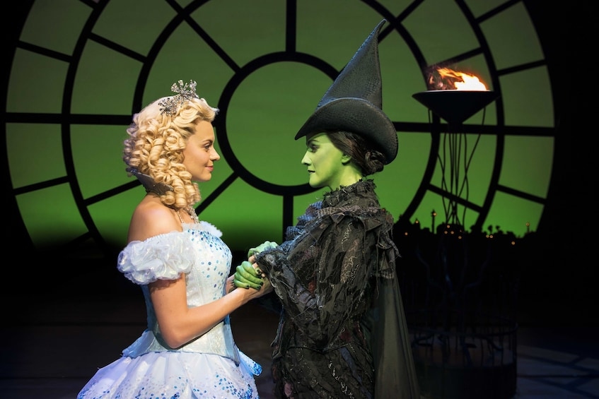 Show item 3 of 9. Wicked