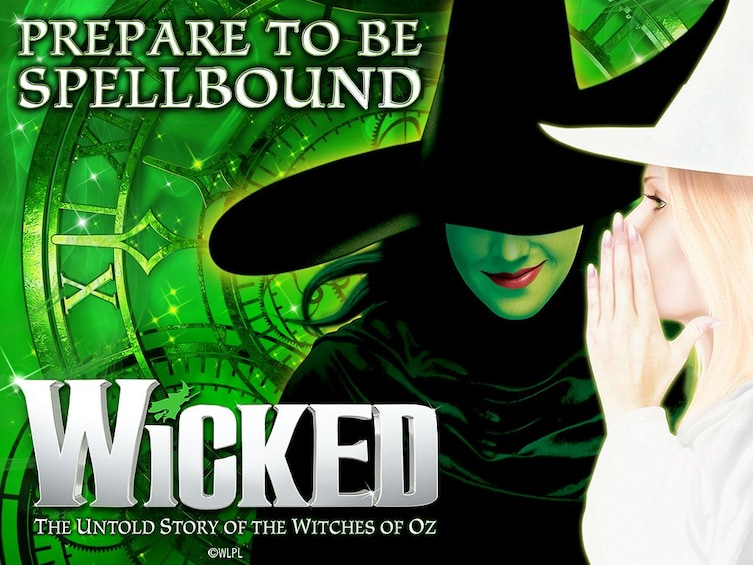 Show item 1 of 9. Wicked