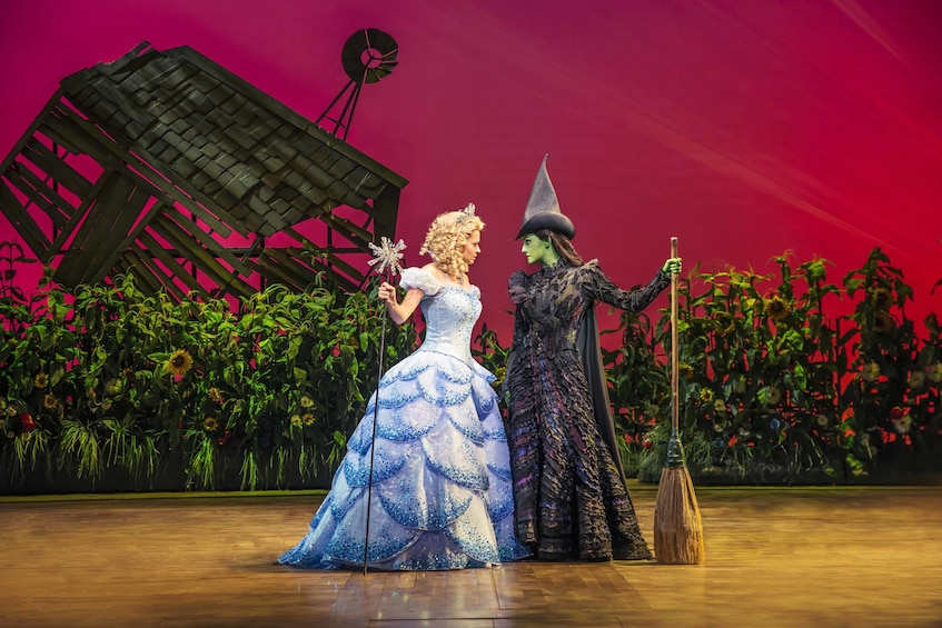 Show item 2 of 9. Wicked