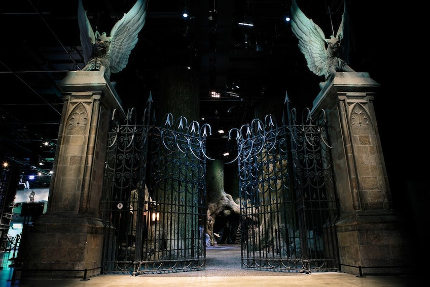 Show item 3 of 10. Warner Bros. Studio Tour London – The Making of Harry Potter
