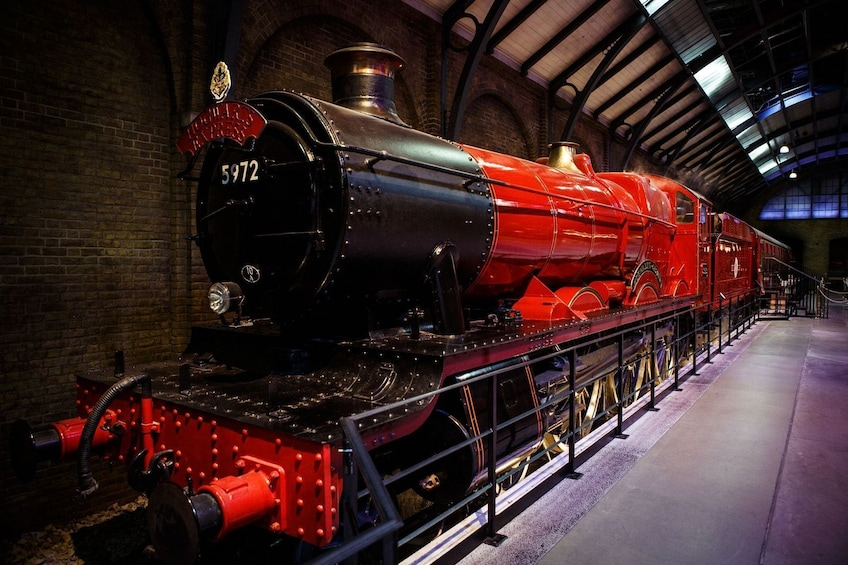 Show item 10 of 10. Warner Bros. Studio Tour London – The Making of Harry Potter