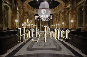 Warner Bros. Studio-rundtur i London – The Making of Harry Potter