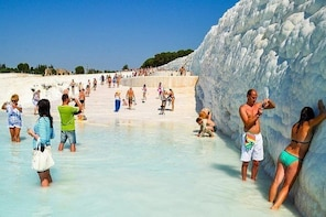 Pamukkale Tours From Icmeler
