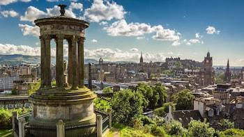 2 日爱丁堡之旅(含爱丁堡城堡)和巴士游览