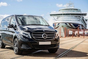 Private One-Way Shuttle Transport to Cruise-Port of Galveston