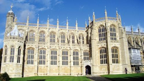 Windsor Castle Royal residence in Windsor, England
