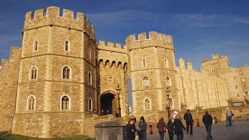Windsor Castle Royal residence in Windsor