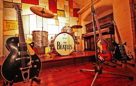 The Beatles & Liverpool Rail Trip with Magical Mystery Tour