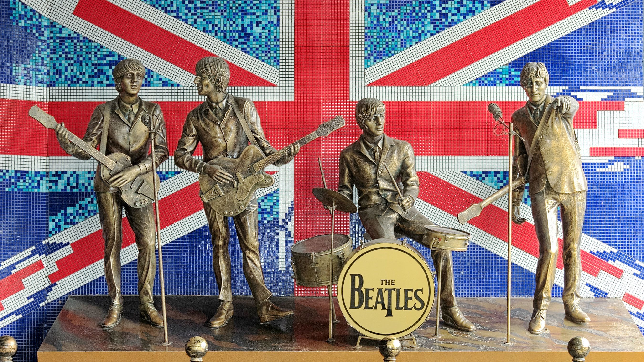 Liverpool & The Beatles Day Trip by Train