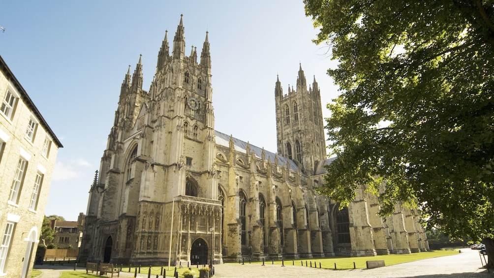 Show item 5 of 10. Canterbury Cathedral in Canterbury, Kent