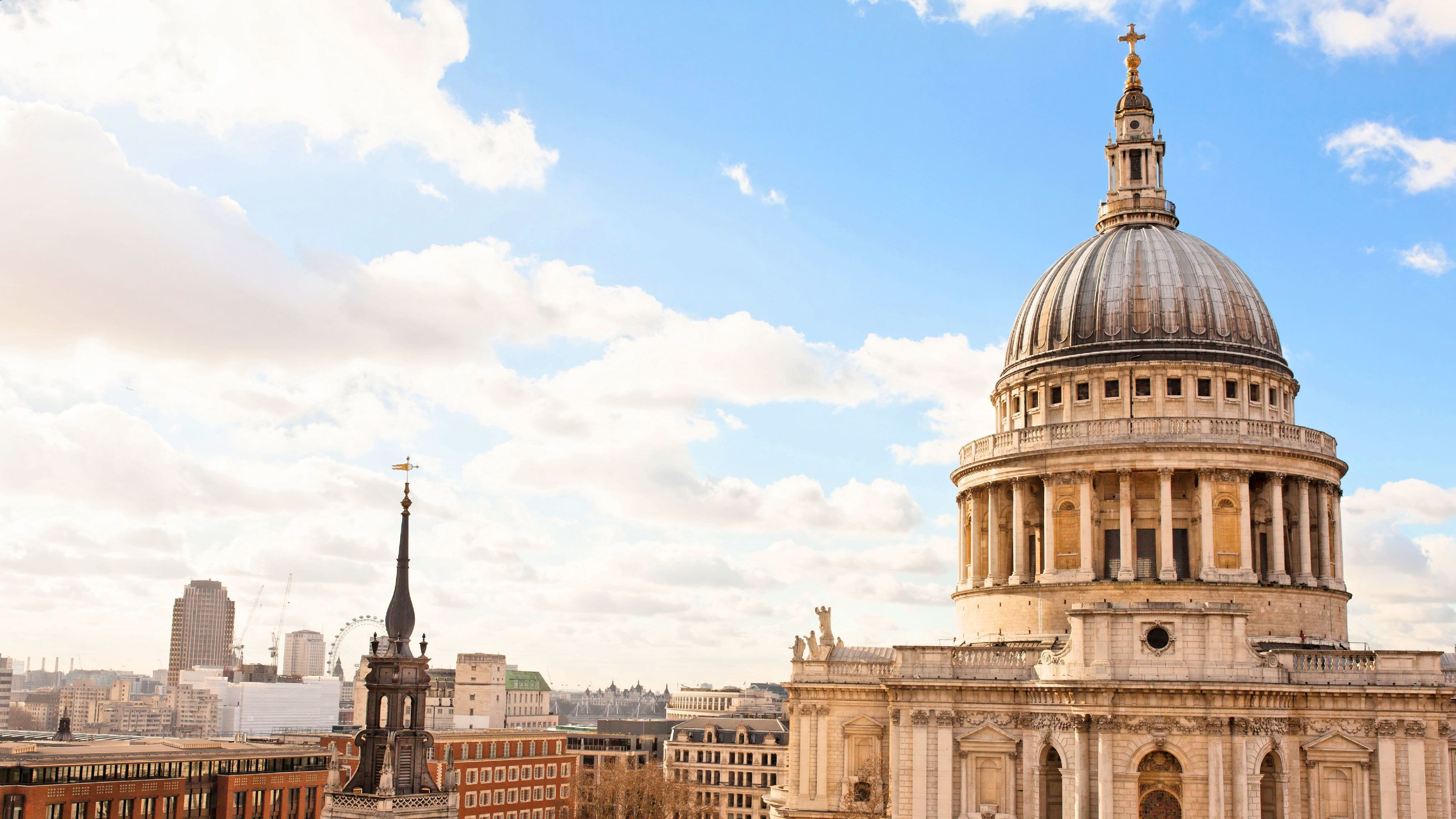 Saint. Paul's Cathedral in London