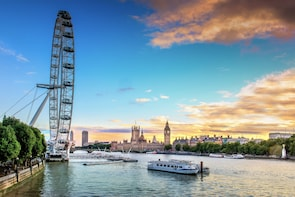 Fullstendig tur i London med London Eye, Tower of London og lunsj