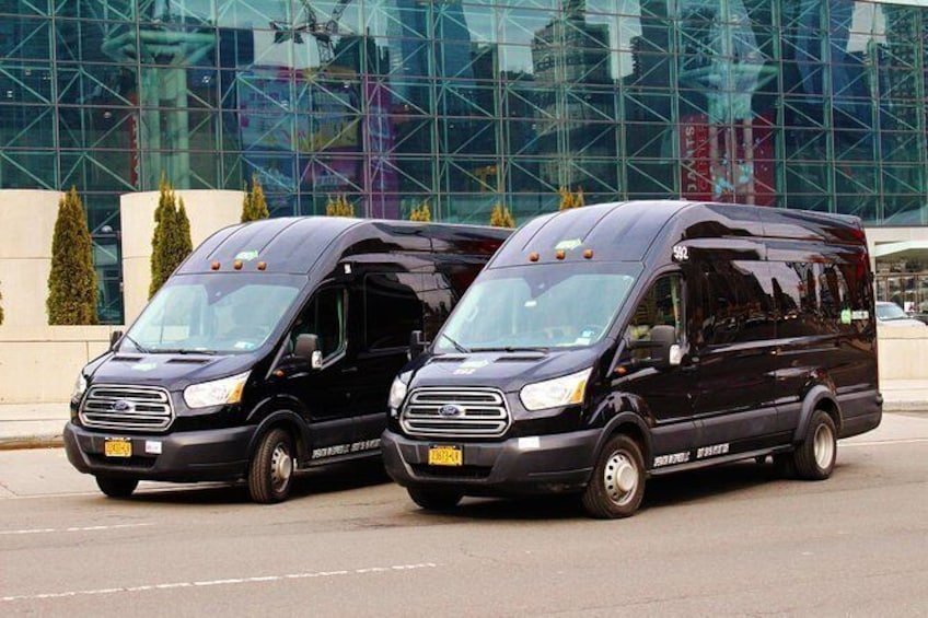 Show item 5 of 6. Private All Inclusive New York Transfer: Cruise Port to Airport or Manhattan