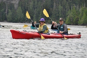 Ketchikan Shore Excursion: Eagle Island Sea Kayaking
