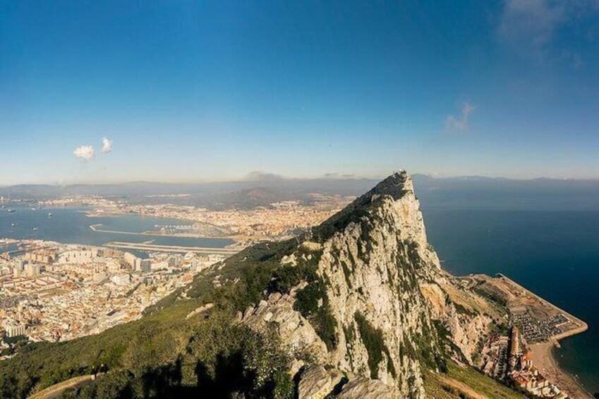 Gibraltar Shore Excursion: Private Rock Tour