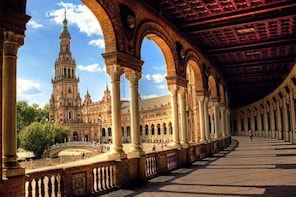 Cadiz Shore Excursion: Seville Day Trip with Skip the Line Real Alcazar and...