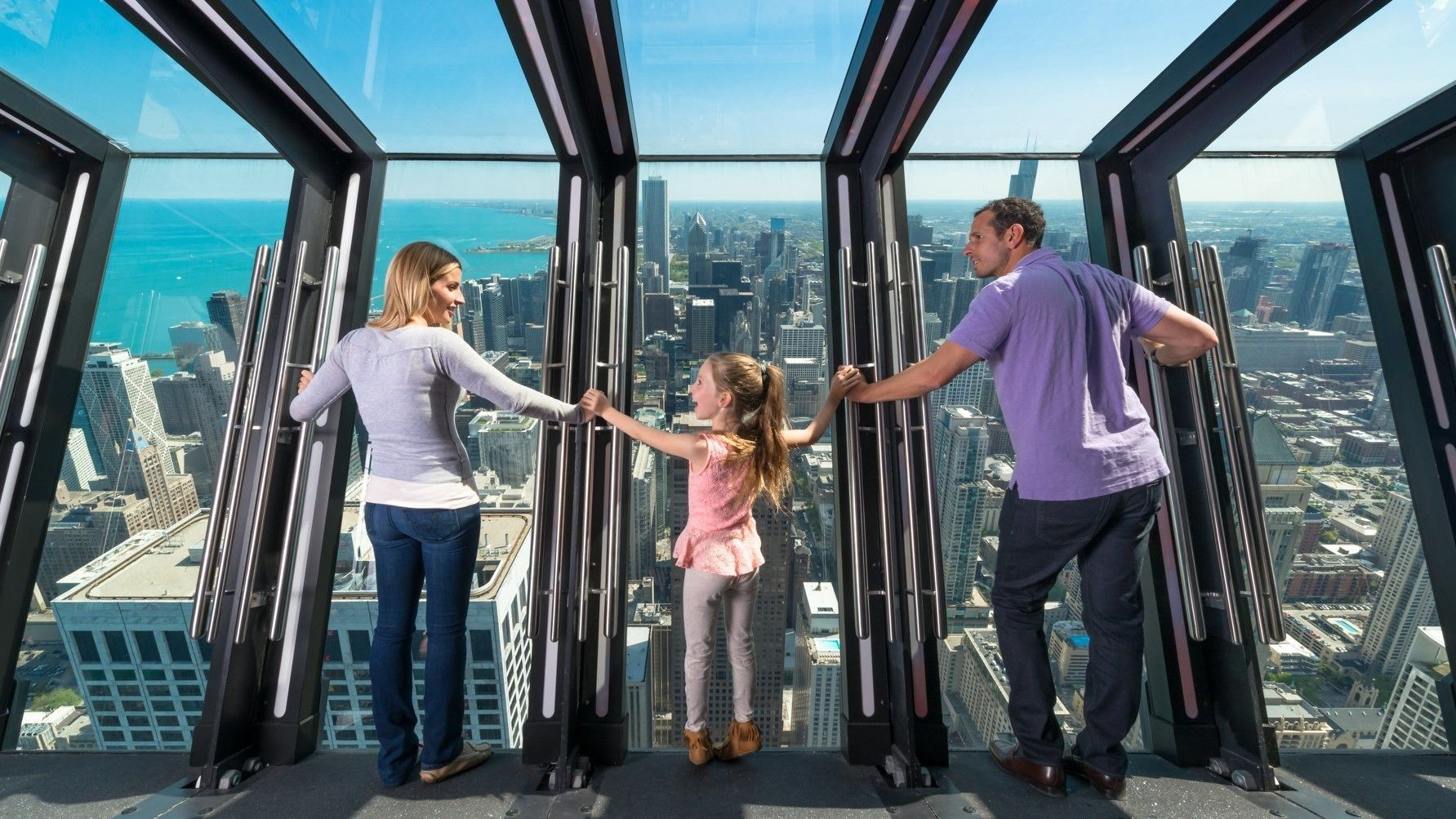 360 Chicago Observation Deck (formerly John Hancock Observatory)