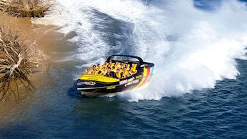 Premium Gold Coast Jet Boat Adventure Ride