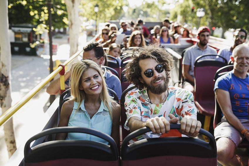 Show item 10 of 10. San Antonio Hop-On Hop-Off Bus Tour