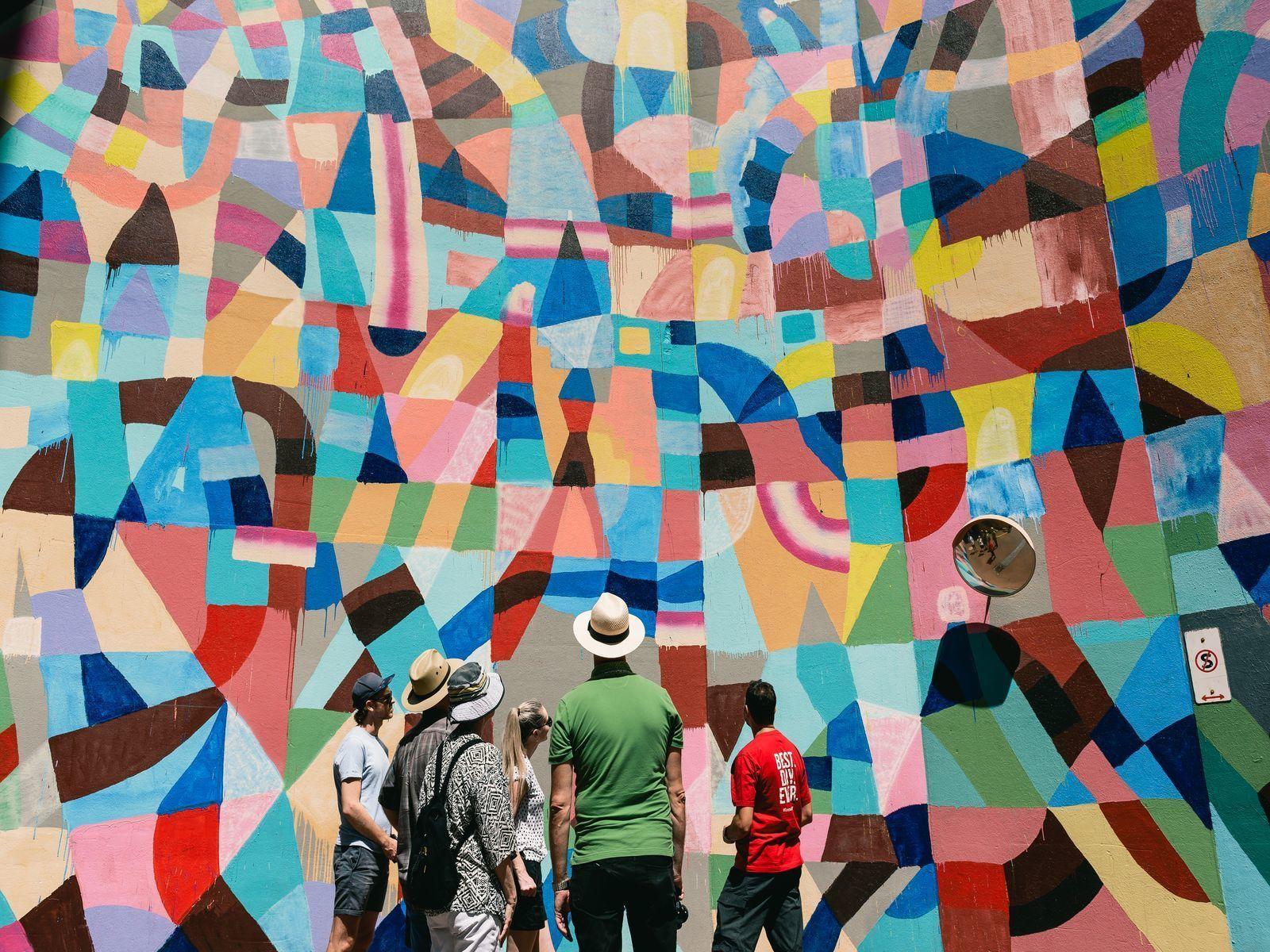 Small-Group Perth: Arcades & Laneways Walking Tour