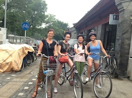 Small-Group Beijing by Bike Tour