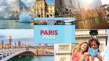 巴黎通行證®:60 多個景點與旅行團