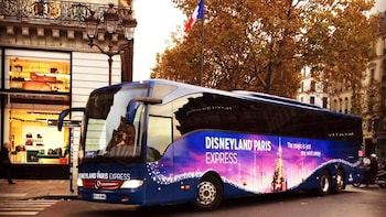 Disneyland® Paris Tickets with Express Shuttle Transport