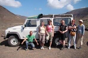 Northern Lanzarote 4x4 Jeep Tour