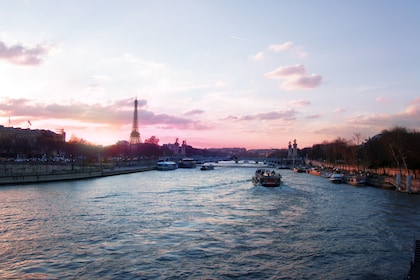 River Seine Sightseeing Cruise