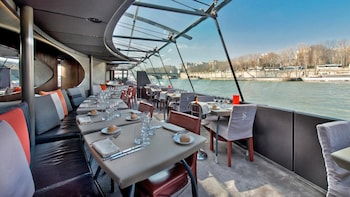 Lunch Cruise along the Seine River