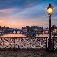 Crucero con cena por el río Sena