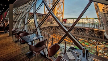 Dinner at the 58 Tour Eiffel Restaurant