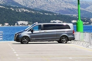 Transfers to and from Ston area to and from Dubrovnik or Dubrovnik airport