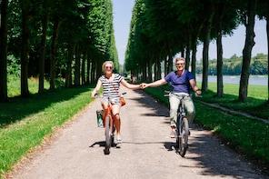 Tour di Versailles in bicicletta