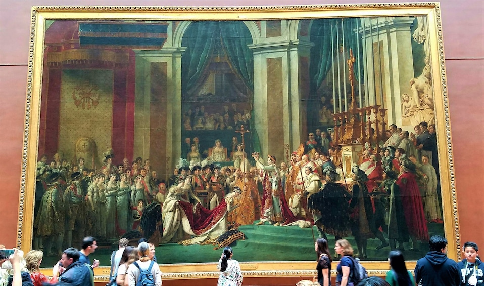 Show item 4 of 10. Louvre Semi Private: Comprehensive tour with Skip the line