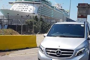 Southampton Cruise Terminal to London with Stopover at Beaulieu Motor Museu...