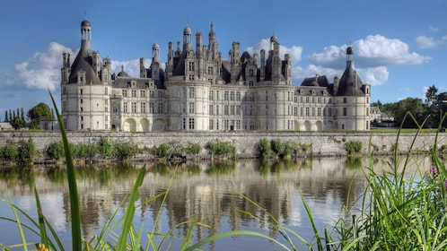 Fairytale Loire Castles, Wine Tasting & Lunch: Full-Day Trip