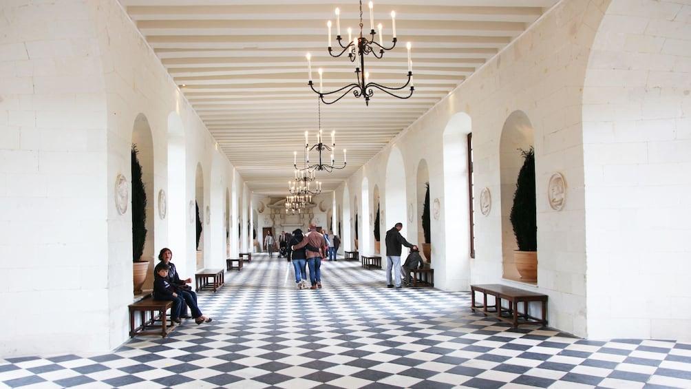 Fairytale Loire Castles, Wine Tasting & Lunch: Full-Day Trip