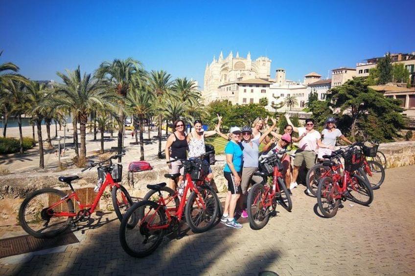 Palma Bicycle Tour