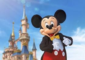 Billetter til Disneyland® Paris