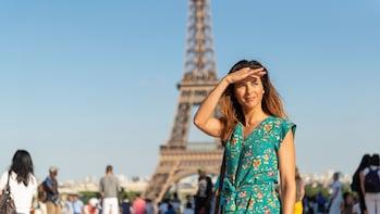 Best of Paris with Seine Cruise & Eiffel Tower Lunch