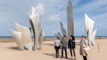 Normandy D-Day Beaches & American Cemetery Tour