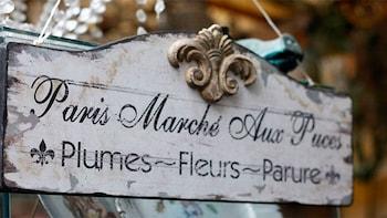 Paris Flea Market Insider's Tour